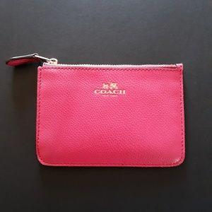 Coach Mini Skinny Wallet